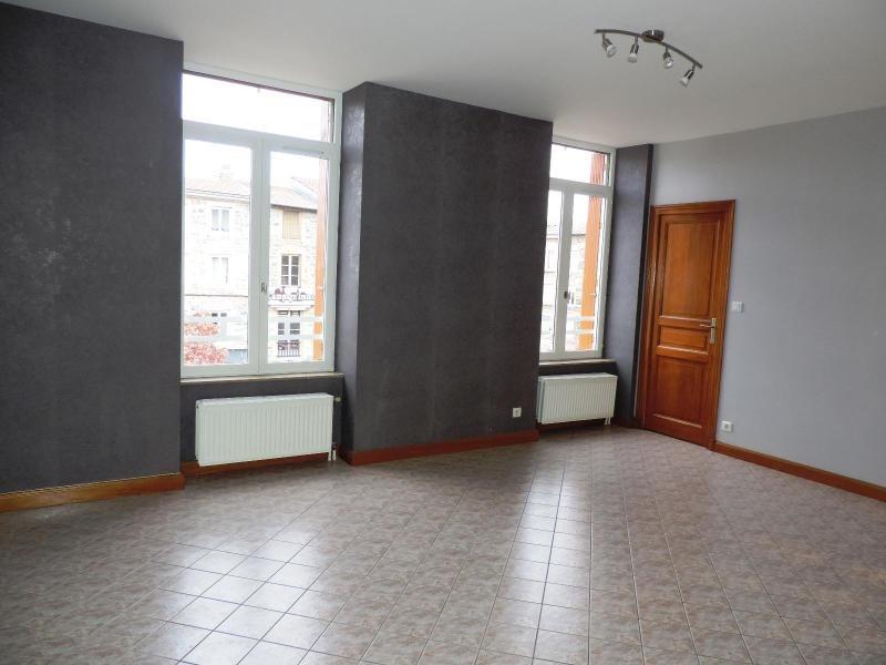 Location appartement Pontcharra sur turdine 518€ CC - Photo 1