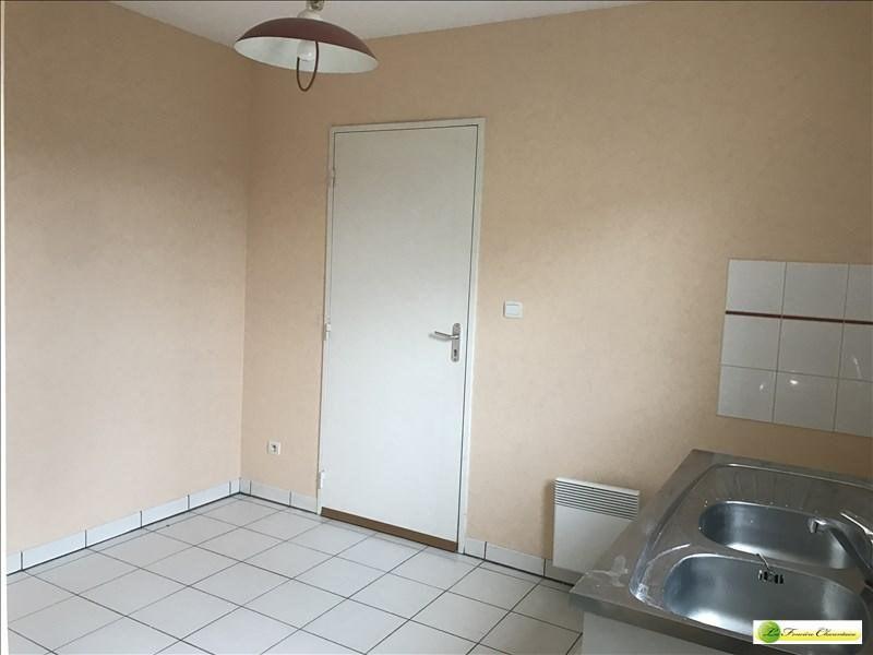 Sale house / villa Gond pontouvre 107300€ - Picture 4