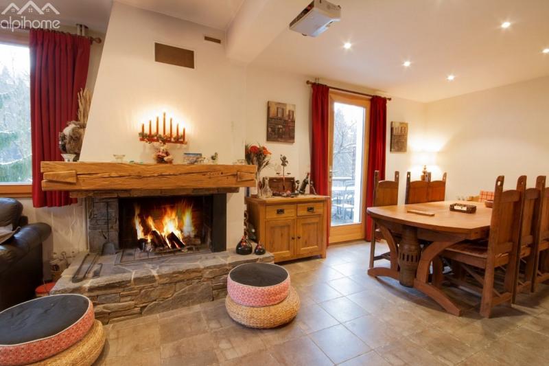 Deluxe sale house / villa Saint gervais les bains 570000€ - Picture 11