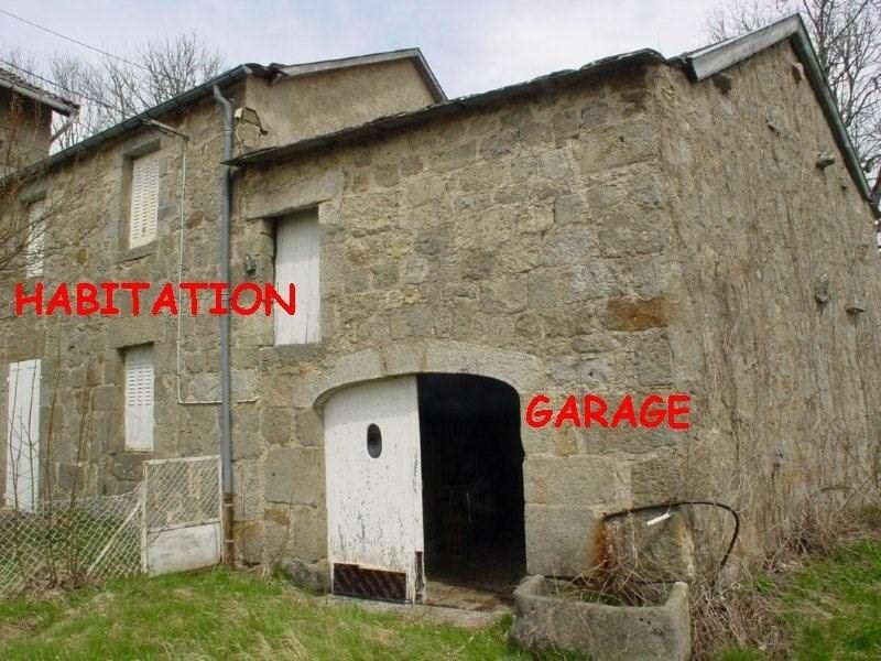 Sale house / villa Le chambon sur lignon 59000€ - Picture 1