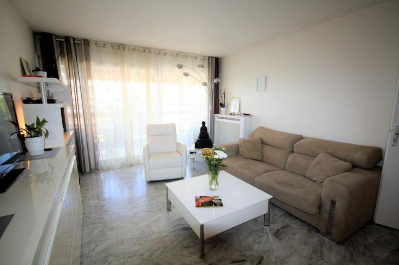 Sale apartment Juan-les-pins 249000€ - Picture 2