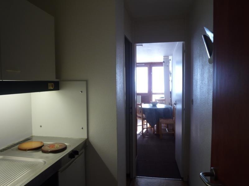 Vente appartement La mongie 32000€ - Photo 5