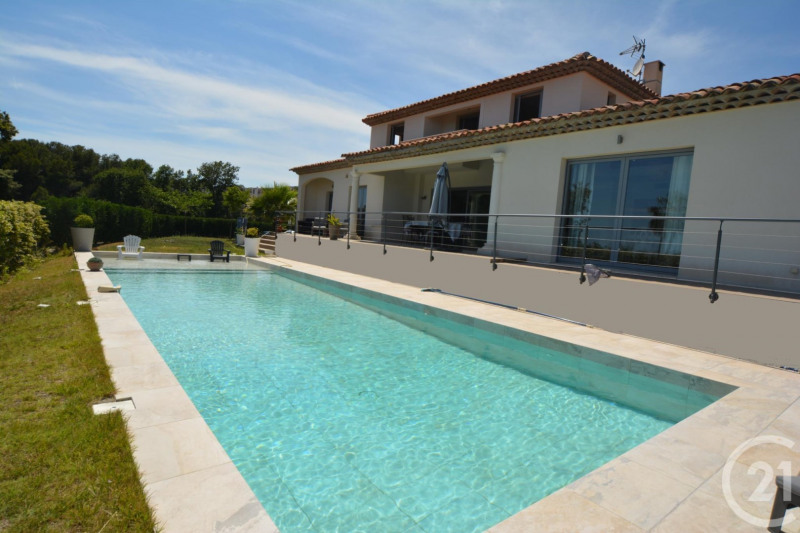 Verkauf von luxusobjekt haus Vallauris 1250000€ - Fotografie 1