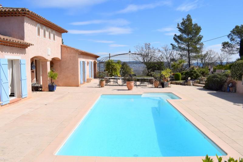 Verkauf von luxusobjekt haus Tourrettes 749000€ - Fotografie 5