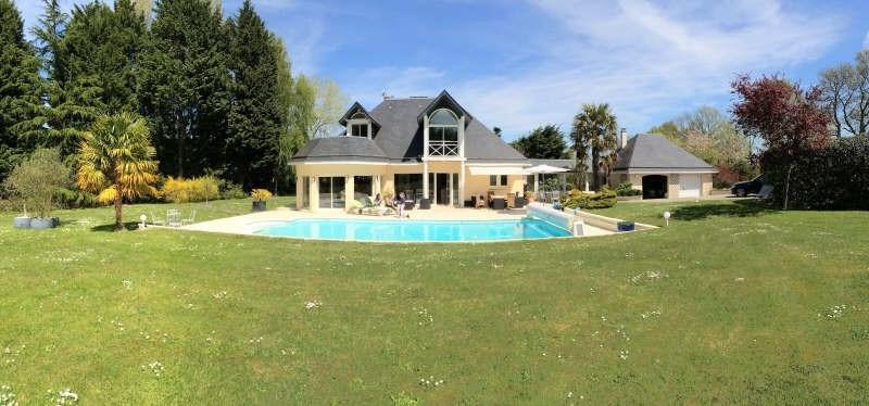 Deluxe sale house / villa Gonneville sur mer 880000€ - Picture 2