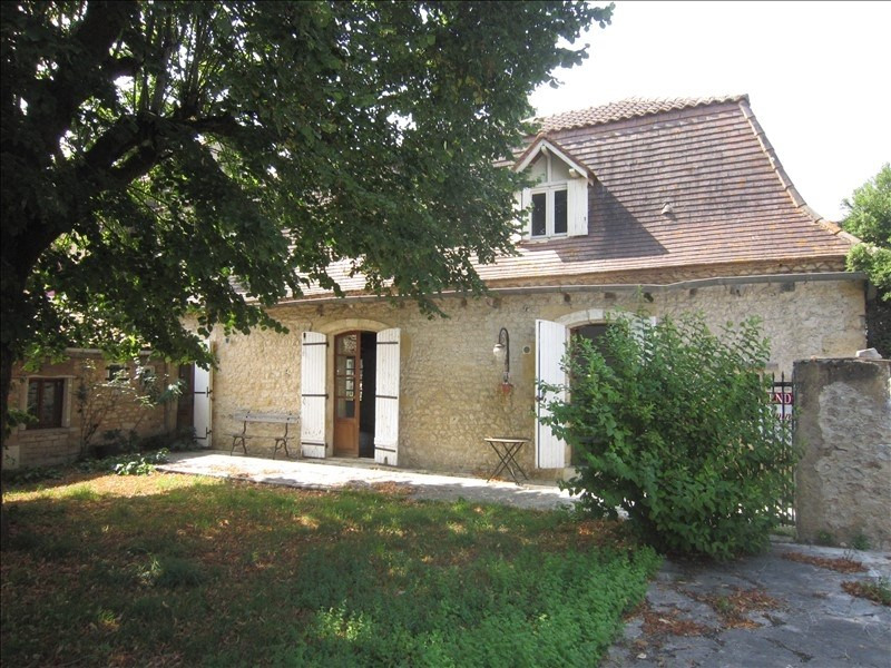 Sale house / villa Mouzens 156 600€ - Picture 1