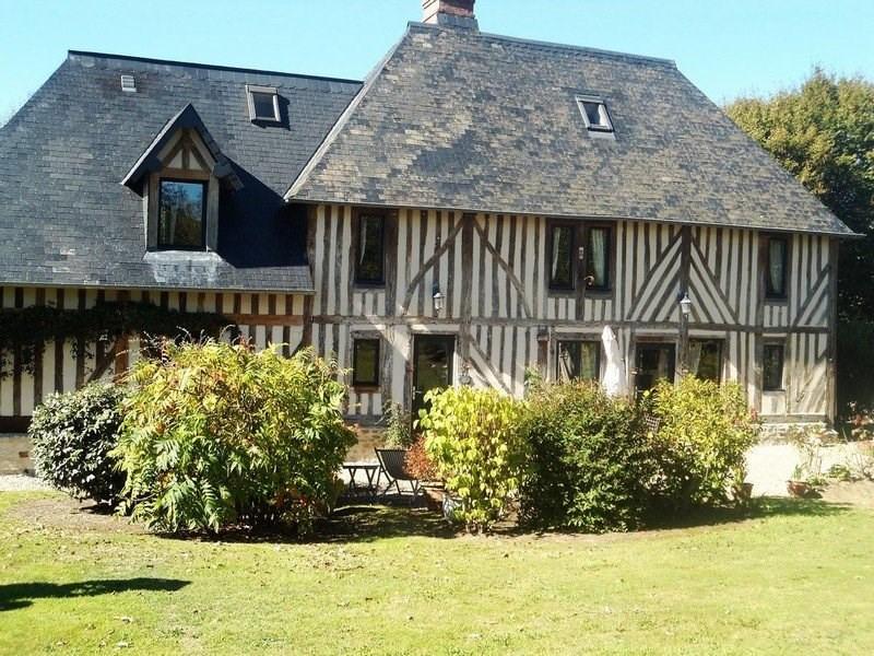 Vente maison / villa Coudray-rabut 430500€ - Photo 8