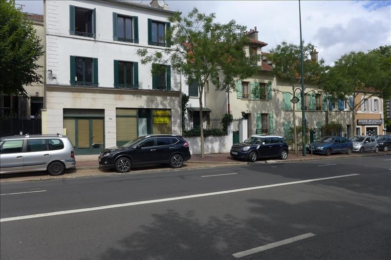 Rental office Garches 660€ HT/HC - Picture 2