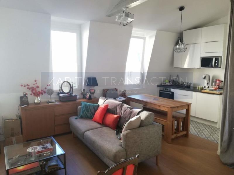 Vente appartement Boulogne billancourt 584000€ - Photo 1
