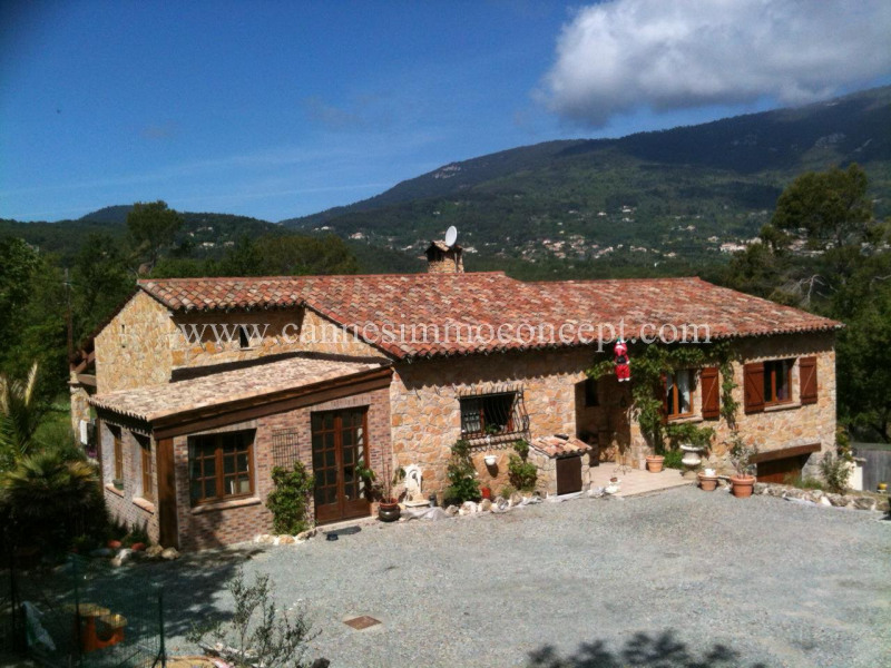 Deluxe sale house / villa Fayence 795 000€ - Picture 1
