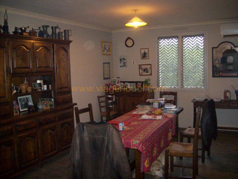 Vendita nell' vitalizio di vita casa Saint-gilles 52500€ - Fotografia 4