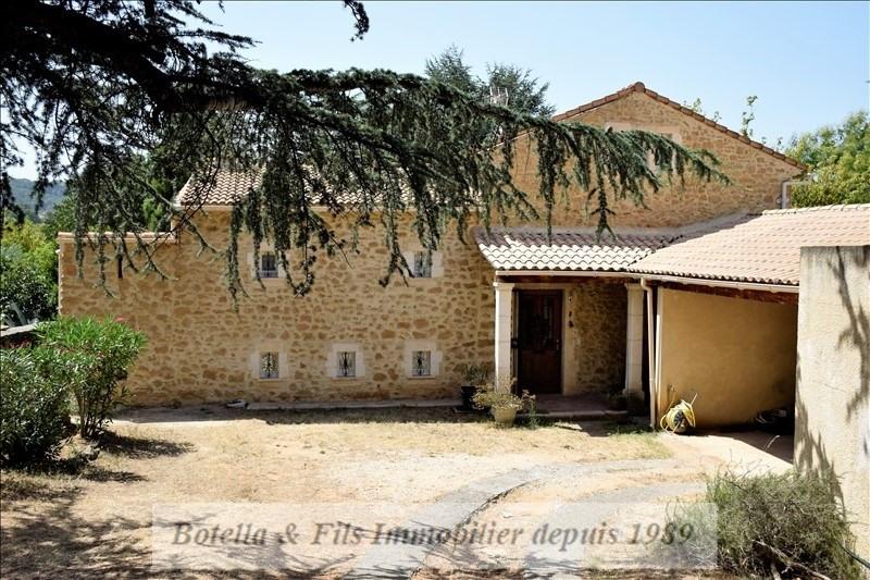 Vente maison / villa Bagnols sur ceze 395000€ - Photo 2
