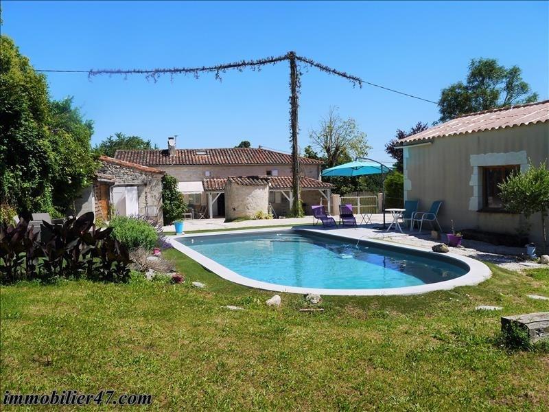 Sale house / villa Prayssas 238000€ - Picture 2
