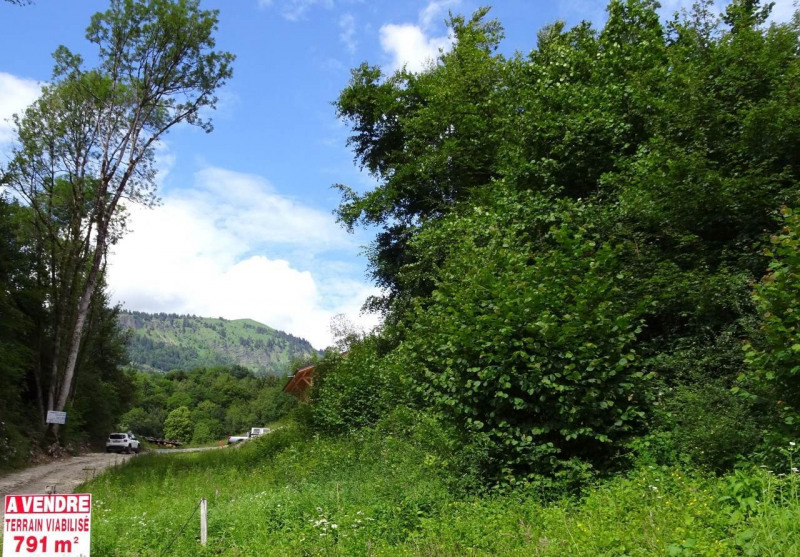 Venta  terreno Samoens 125000€ - Fotografía 2