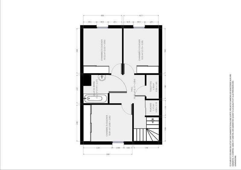 Sale apartment Grenoble 173000€ - Picture 6