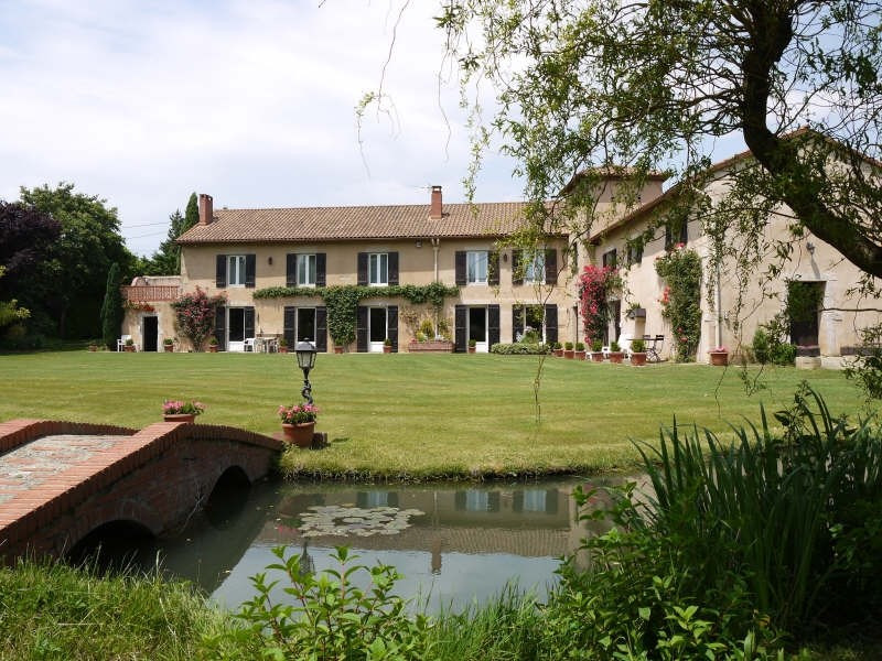 Verkauf von luxusobjekt haus Vienne 595000€ - Fotografie 3