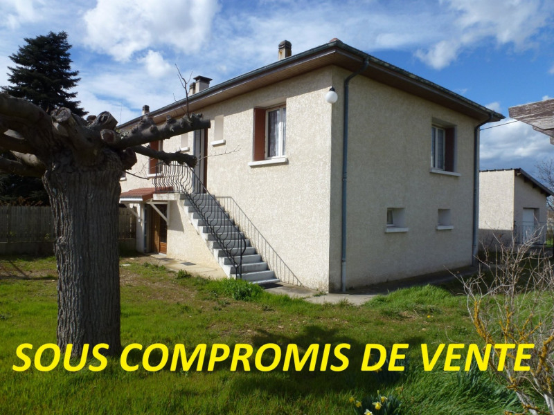 Sale house / villa Hauterives 180000€ - Picture 1