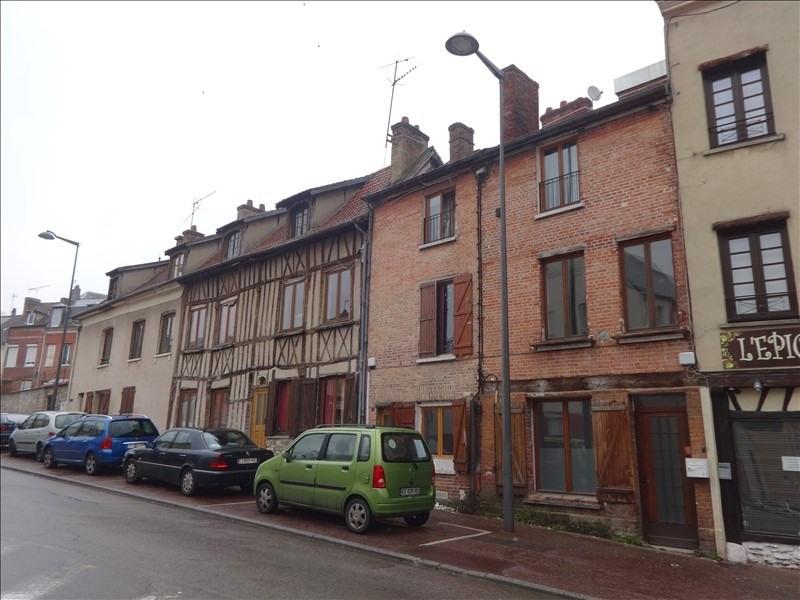 Produit d'investissement immeuble Gaillon 227000€ - Photo 1