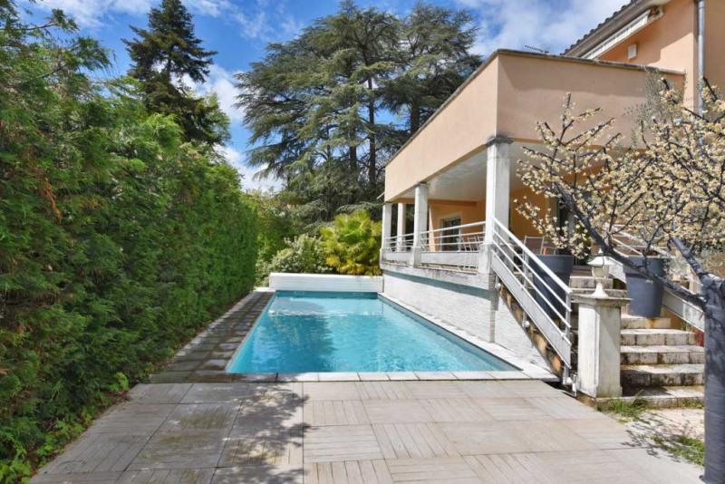 Vente de prestige maison / villa Saint cyr au mont d'or 1250000€ - Photo 10