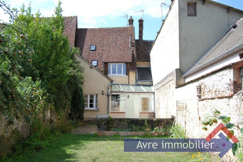 Rental house / villa Verneuil d avre et d iton 697€ CC - Picture 1