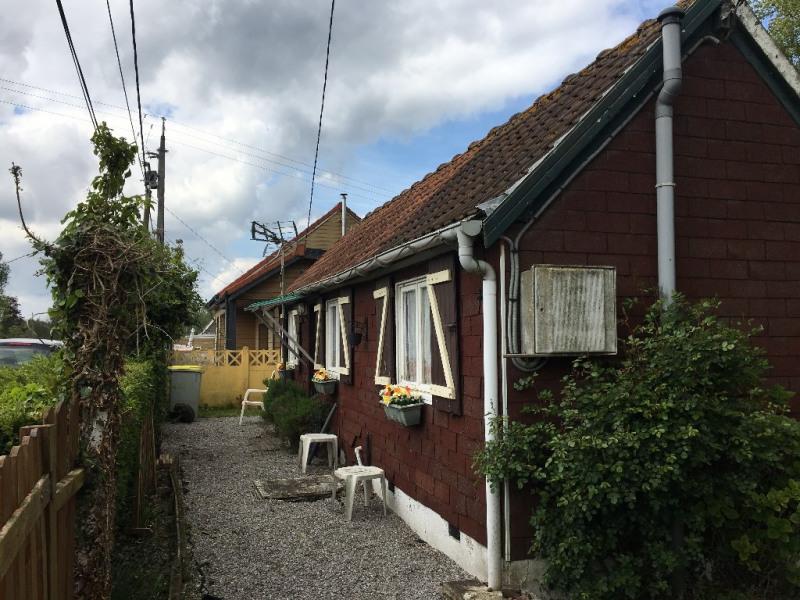 Vente maison / villa Houlle 80000€ - Photo 1