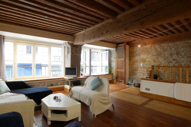 Vente appartement Lyon 1er 399000€ - Photo 1