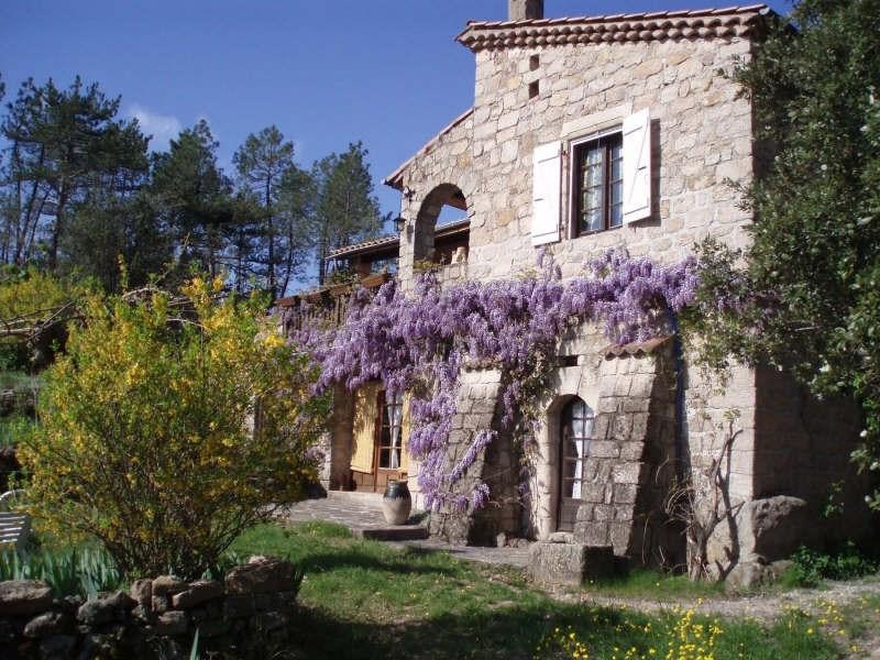 Immobile residenziali di prestigio casa Joyeuse 571000€ - Fotografia 1