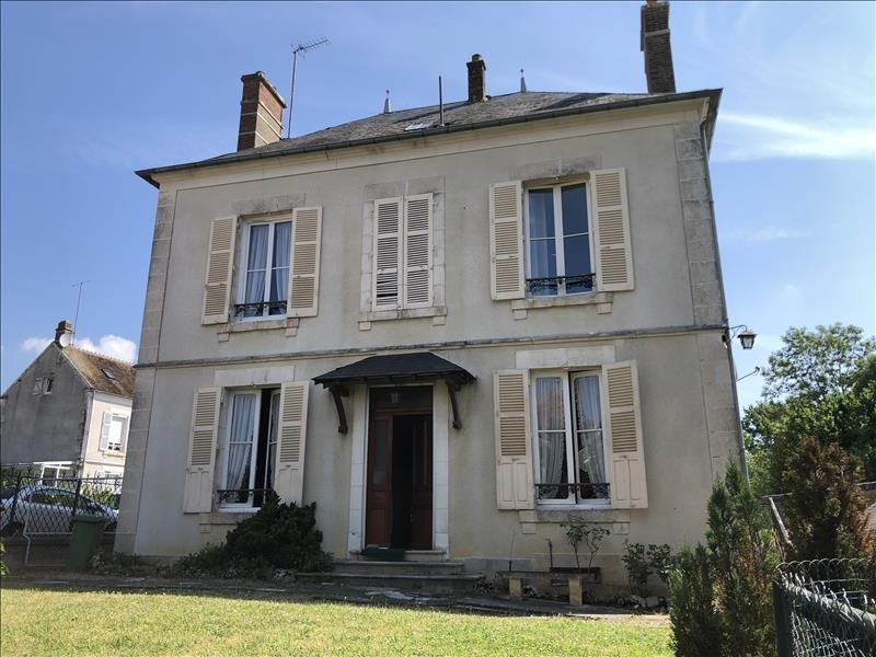 Vente maison / villa Ouanne 139 000€ - Photo 1