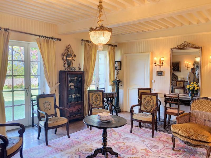 Revenda residencial de prestígio casa Roquemaure 770000€ - Fotografia 6