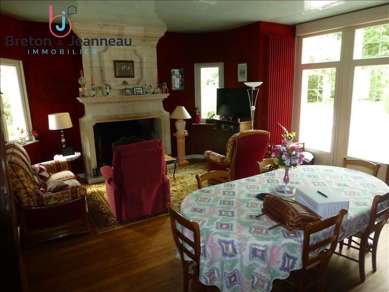 Sale house / villa Meslay du maine 161200€ - Picture 2