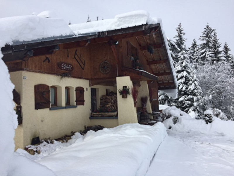 Vente de prestige maison / villa Megeve 1650000€ - Photo 11