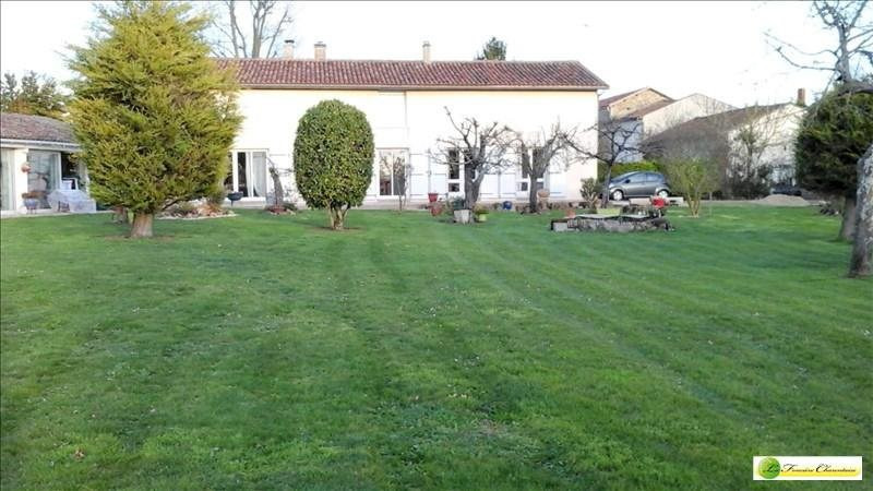 Vente maison / villa Villefagnan 170000€ - Photo 1