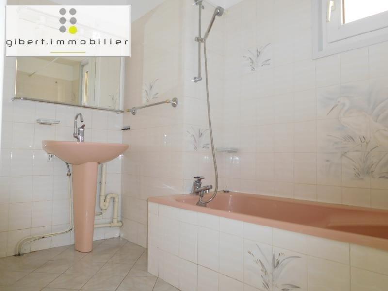 Rental apartment Le puy en velay 540€ CC - Picture 7