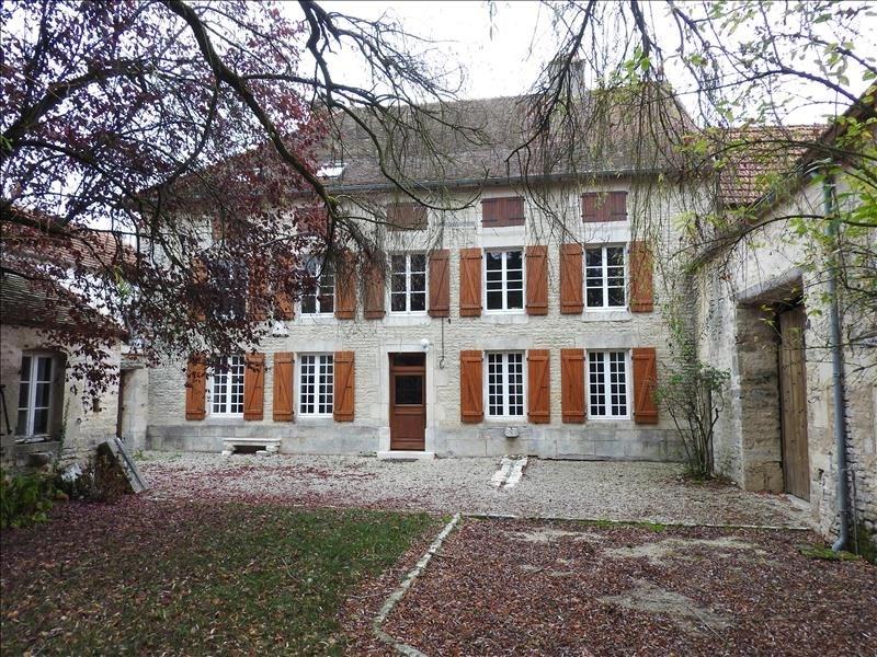 Vente maison / villa Secteur montigny s/aube 165000€ - Photo 2