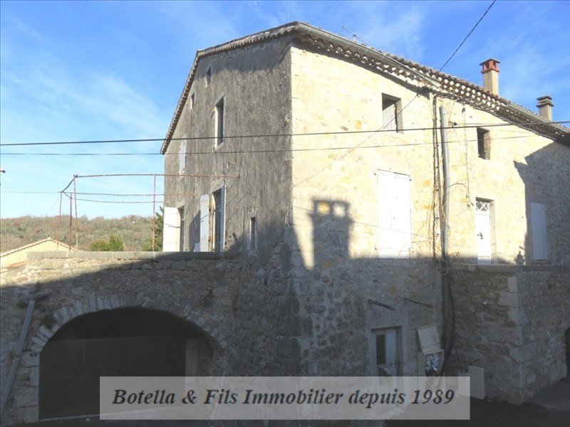 Vente maison / villa Ruoms 110 000€ - Photo 1