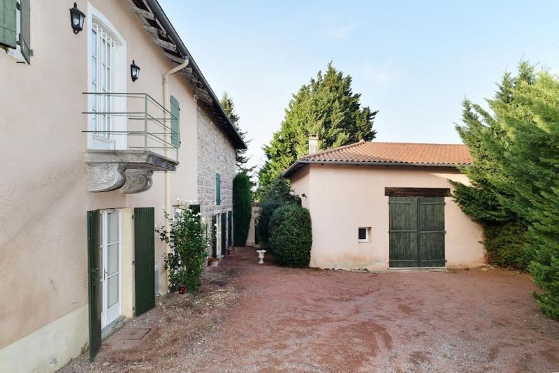 Sale house / villa Salles-arbuissonnas-en-beaujolais 695000€ - Picture 3