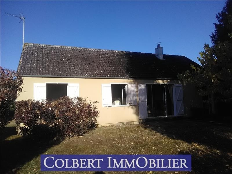 Vente maison / villa Aillant sur tholon 97 000€ - Photo 1