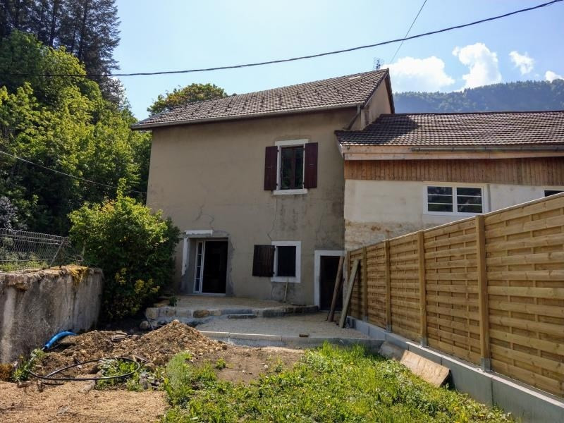 Vente maison / villa Nantua 70 000€ - Photo 1