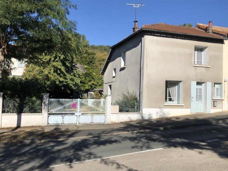 Vente maison / villa Poitiers 118000€ - Photo 2