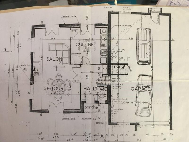 Sale house / villa Chateau d'olonne 398000€ - Picture 9