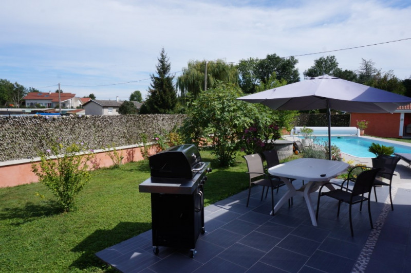 Vente maison / villa Bourgoin jallieu 324500€ - Photo 5