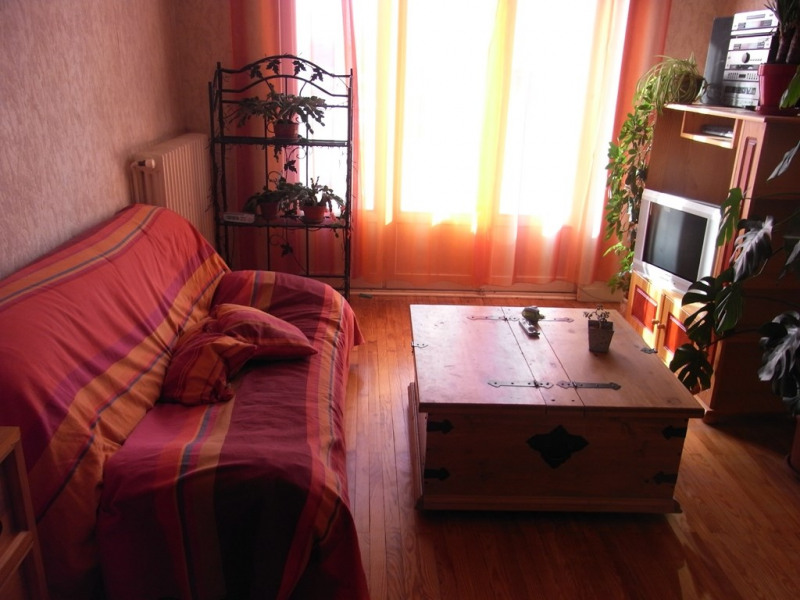 Rental apartment Drumettaz clarafond 590€ CC - Picture 1