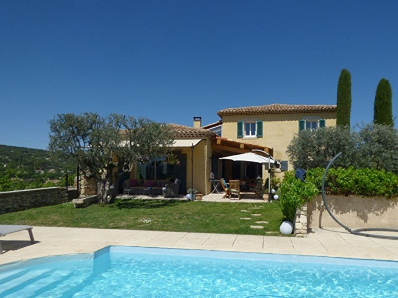 Vente de prestige maison / villa Pierrevert 645750€ - Photo 1