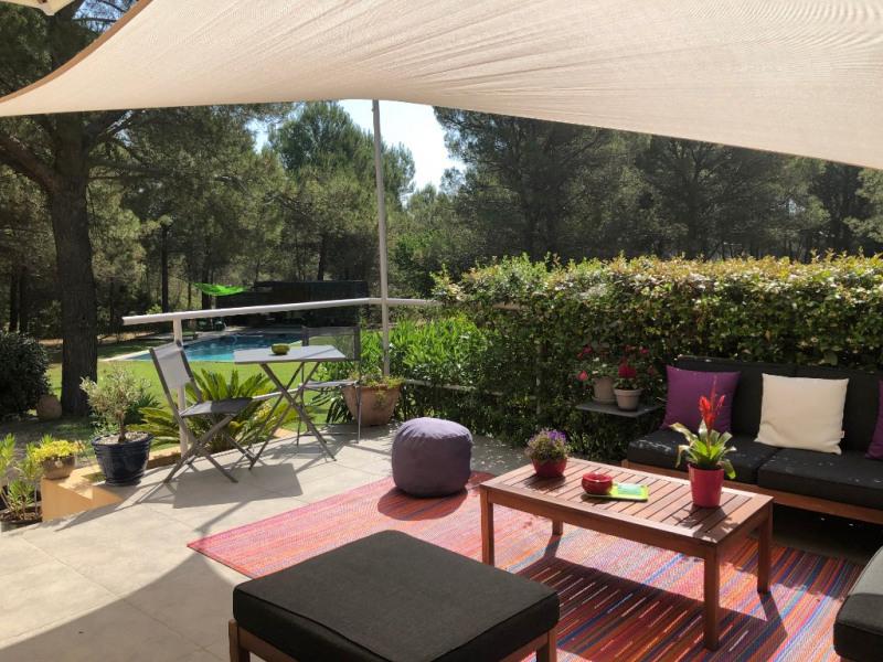 Deluxe sale house / villa Lambesc 659000€ - Picture 2