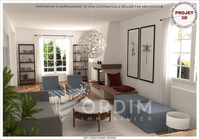 Vente maison / villa Toucy 164590€ - Photo 3