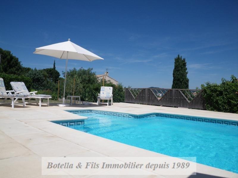 Vente de prestige maison / villa Bagnols sur ceze 600000€ - Photo 2