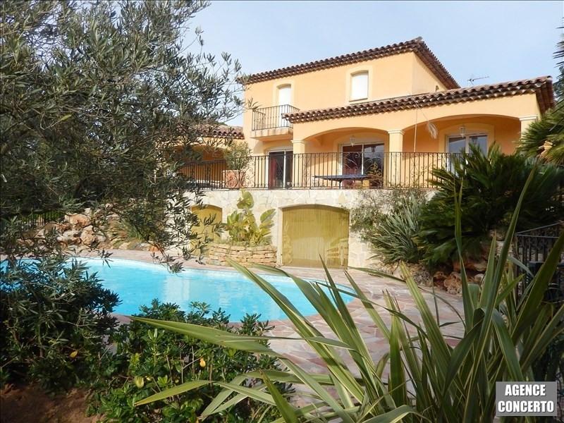 Deluxe sale house / villa Roquebrune sur argens 840000€ - Picture 1