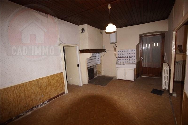 Sale house / villa St aubin de lanquais 18500€ - Picture 4