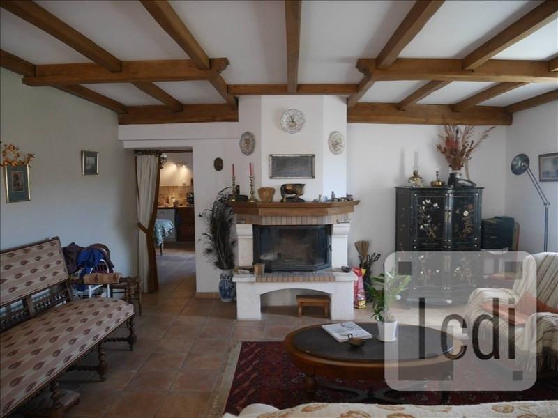 Vente maison / villa Saint-julien-les-rosiers 375000€ - Photo 2