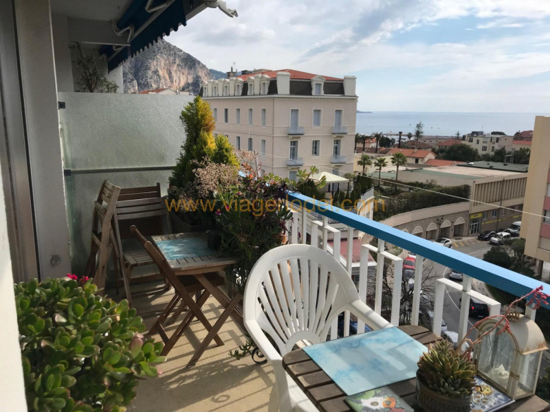Vendita nell' vitalizio di vita appartamento Beaulieu-sur-mer 57500€ - Fotografia 4